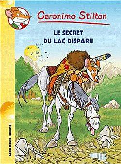 Le secret du lac disparu Nº 54