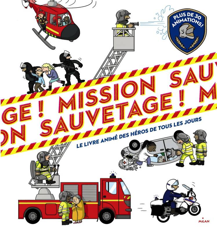 Mission sauvetage!