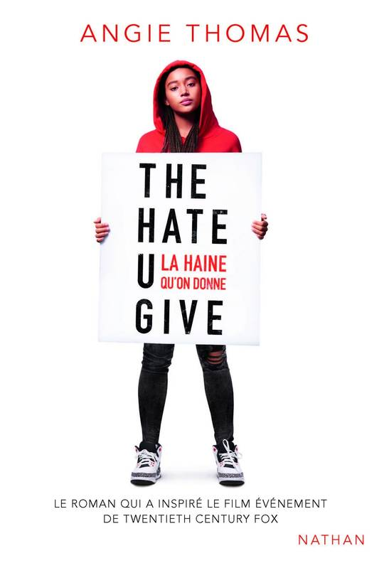 The Hate U Give - THUG, La haine qu'on donne