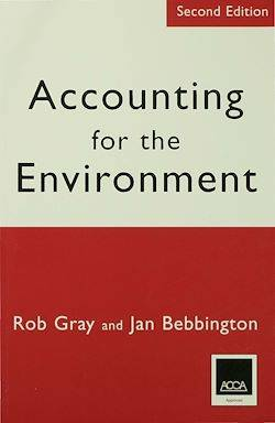 Accounting for the Environment, Second Edition