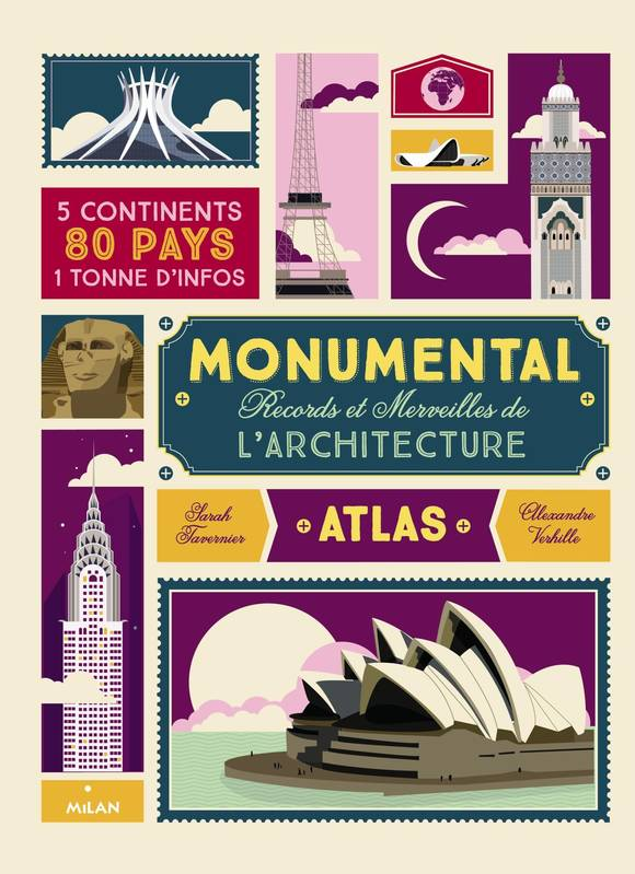 Monumental : records et merveilles de l'architecture, L'Atlas des records de l'architecture