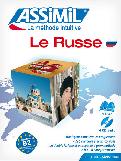 methode assimil russe