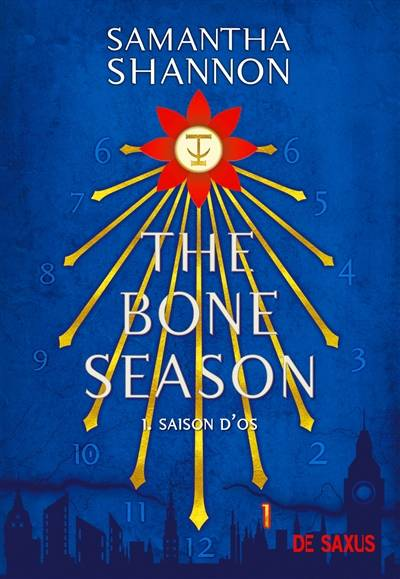 The Bone Season - Saison d'os T.01
