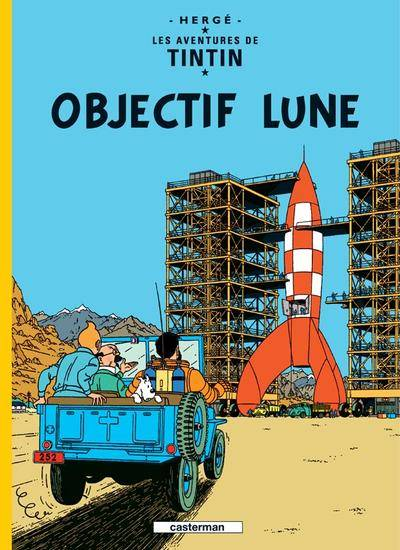 Tintin Classique, OBJECTIF LUNE