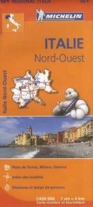 CR ITALIE : Italie nord-ouest 1/400 000