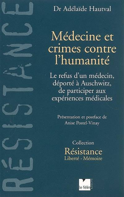 definition de crimes contre l humanite