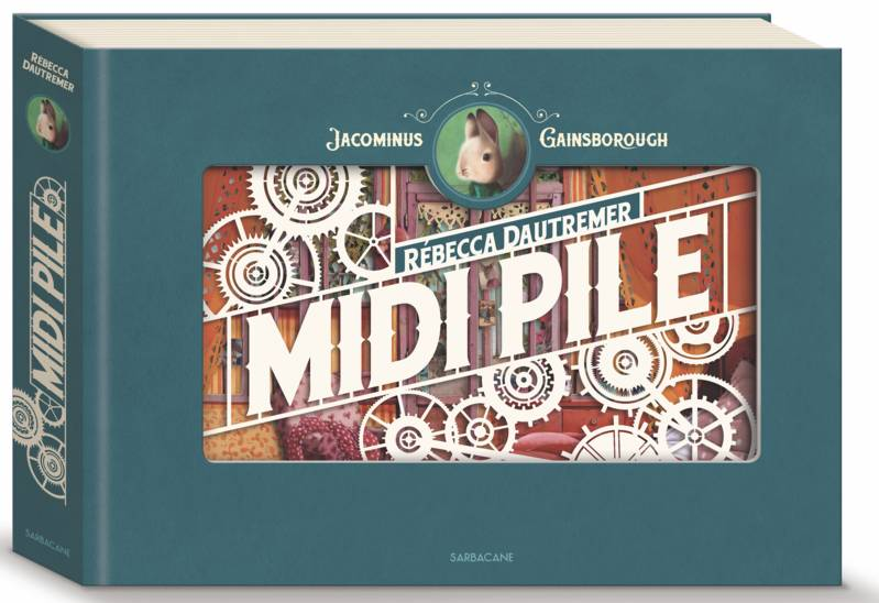 Midi Pile, Une aventure de Jacominus Gainsborough