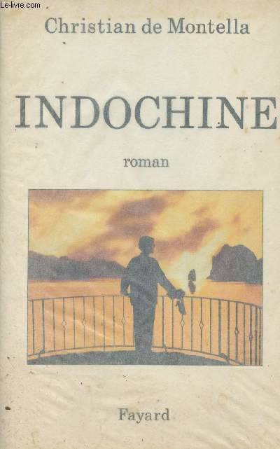Indochine, roman
