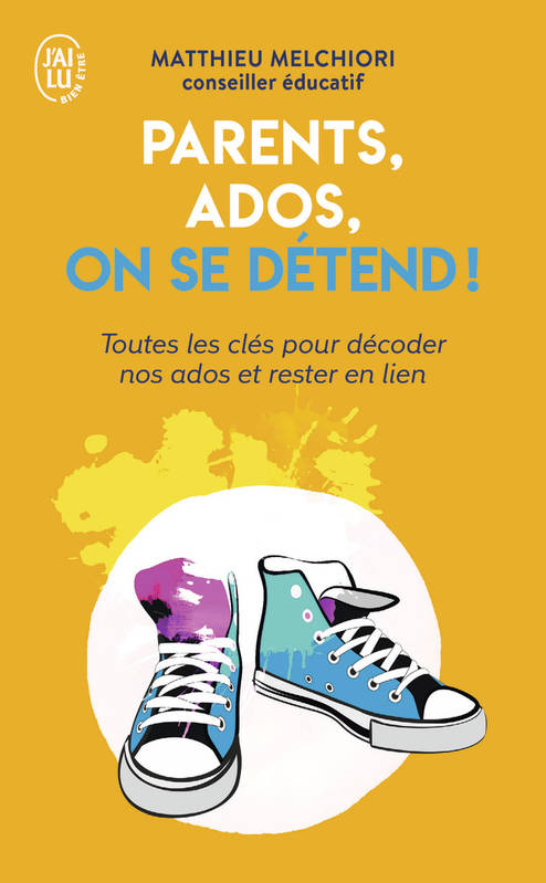 Parents, ados, on se détend !