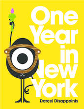 ONE YEAR IN NEW YORK /ANGLAIS