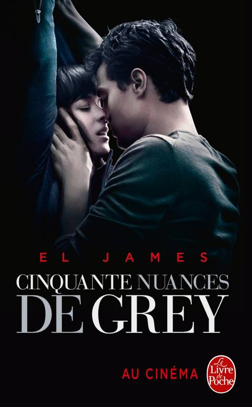 Fifty shades, Cinquante nuances de Grey