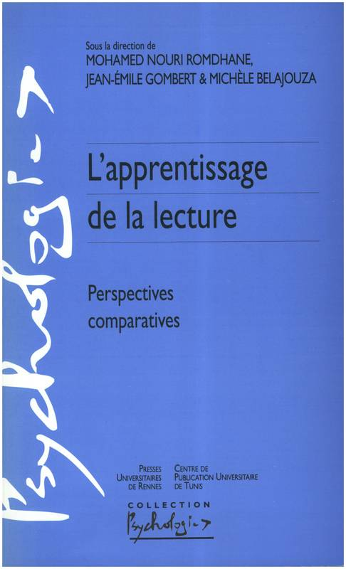L'apprentissage de la lecture, Perspectives comparatives