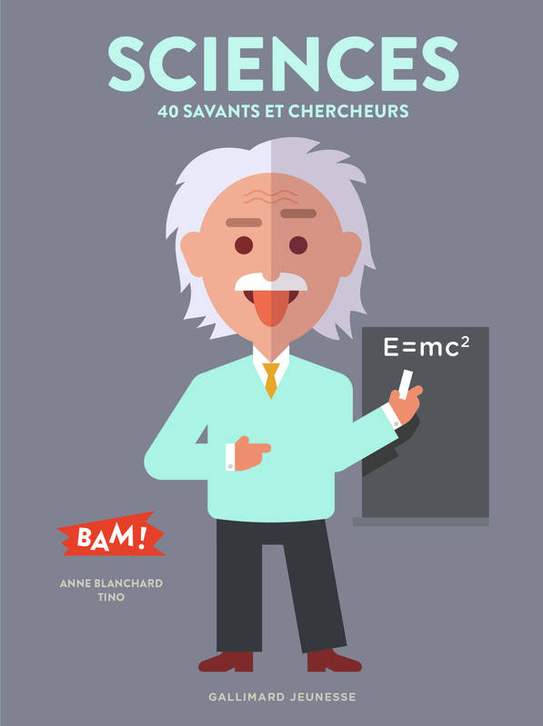 Sciences, 40 savants et chercheurs