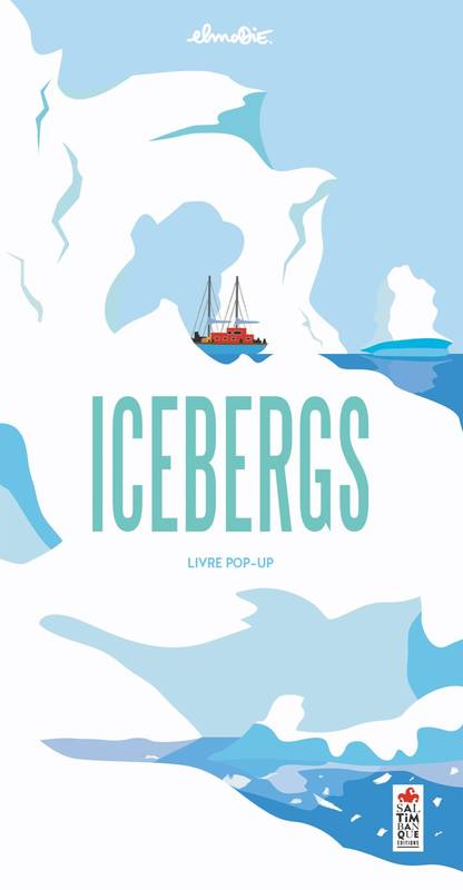 Icebergs, Livre pop-up