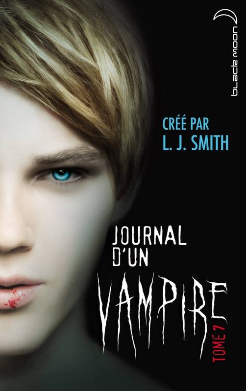 7, Journal d'un vampire - Tome 7 - Le chant de la lune