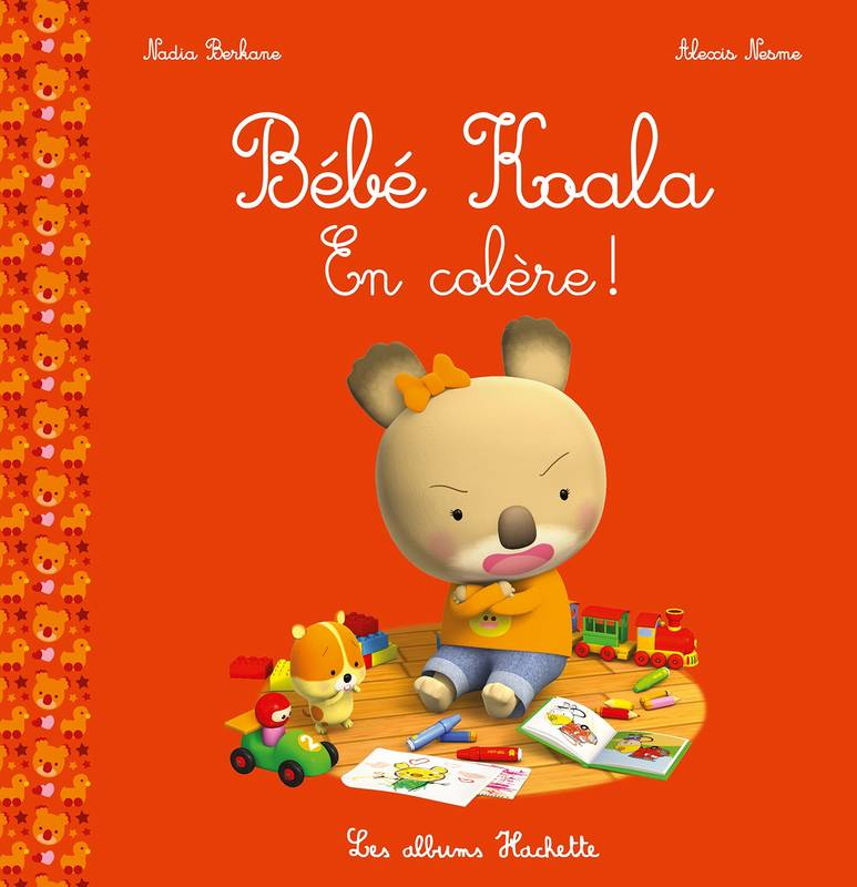 livre b b koala en col re nadia berkane hachette enfants b b koala 9782013980753. Black Bedroom Furniture Sets. Home Design Ideas