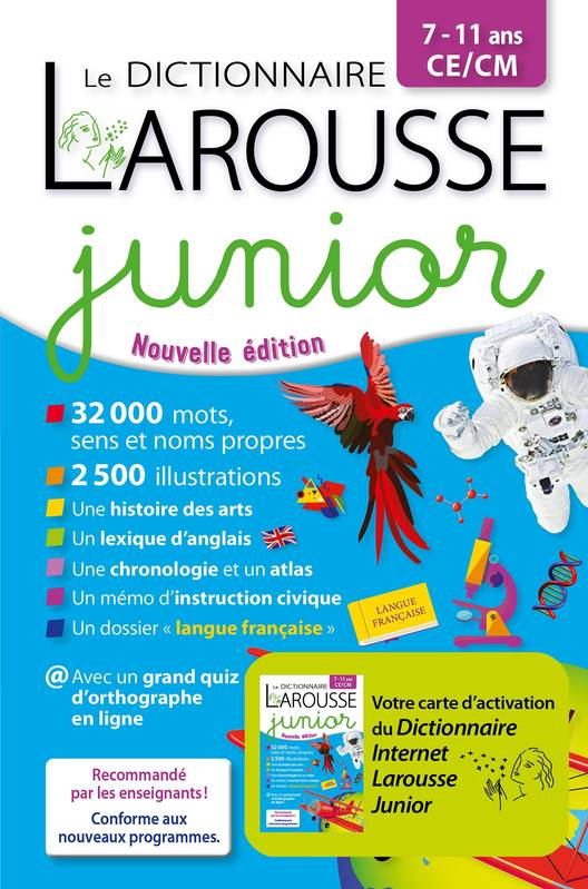 DICTIONNAIRE JUNIOR BIMEDIA