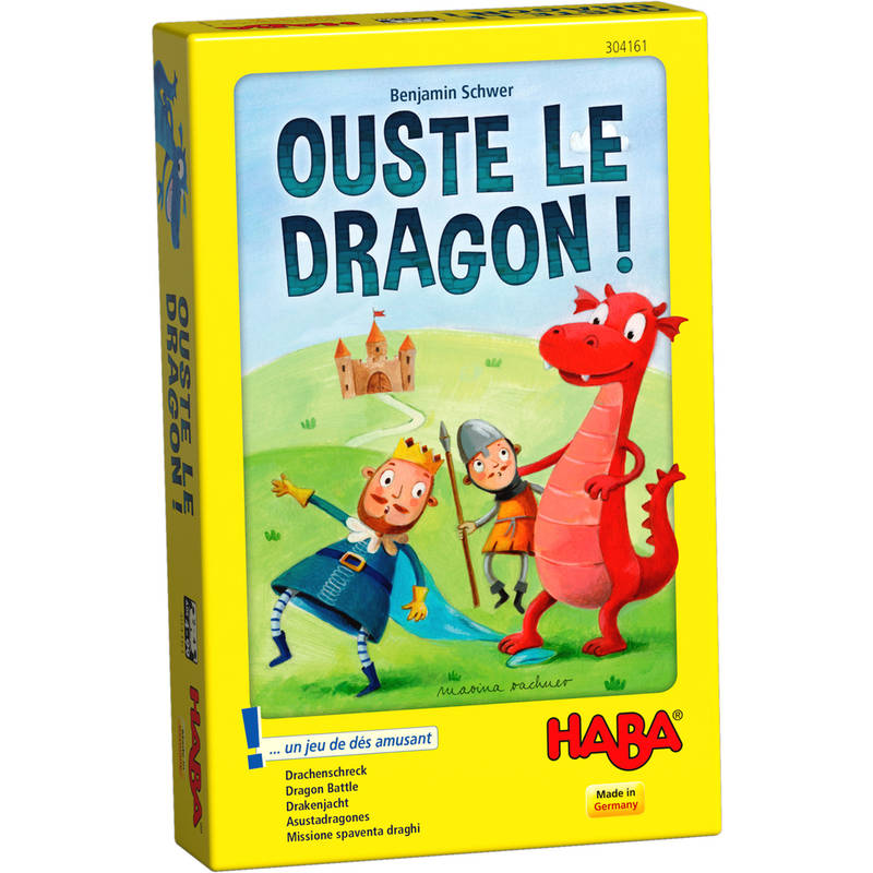 Ouste le dragon!