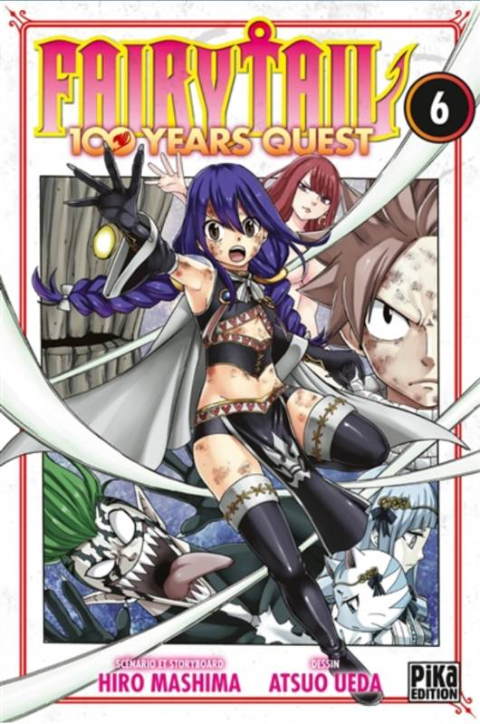 Fairy Tail / 100 years quest