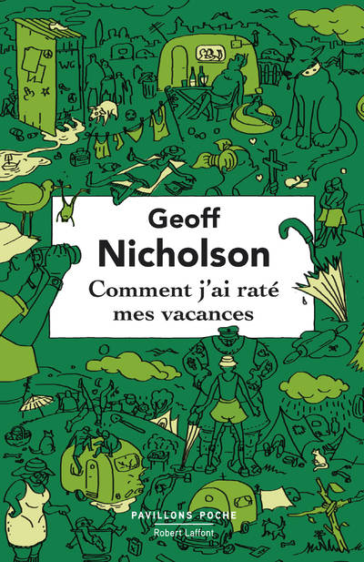 Comment J'Ai Rate Mes Vacances - Pavillons Poche Collector