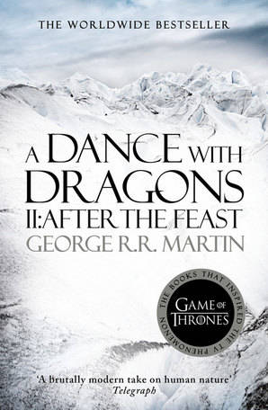 Game of thrones, DANCE WITH DRAGONS VOL 2