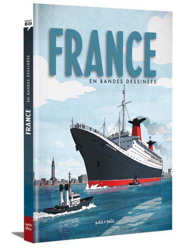 Le France en bande dessinée