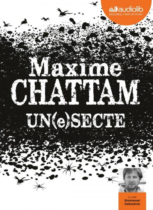 une secte  - Livre audio 2CD MP3