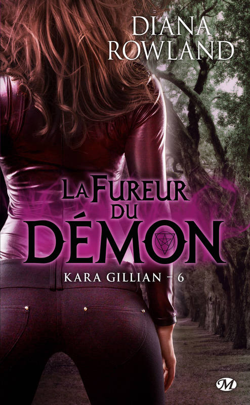 ebook la fureur du d mon kara gillian t6 diana rowland milady bit lit 2960089743039. Black Bedroom Furniture Sets. Home Design Ideas