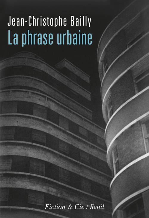 Livre la phrase urbaine jean christophe bailly seuil for Architecture urbaine definition