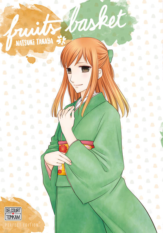 7, Fruits Basket Perfect T07