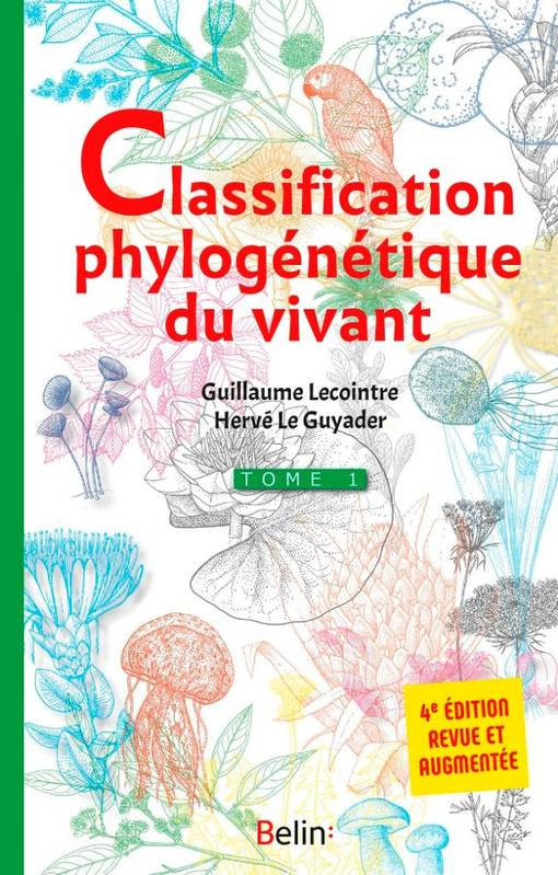 Classification phylogénétique du vivant 1