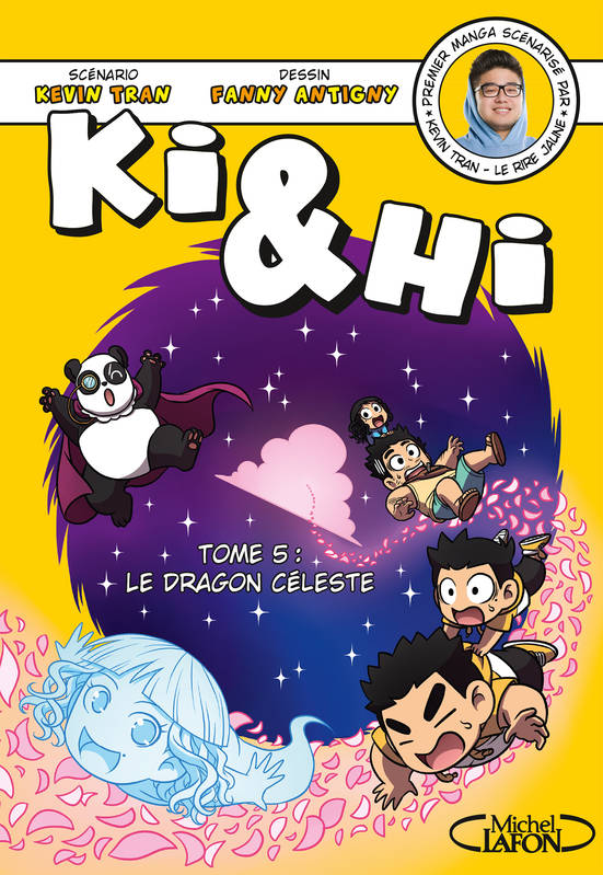 KI & HI - TOME 5 LE DRAGON CELESTE - VOL05