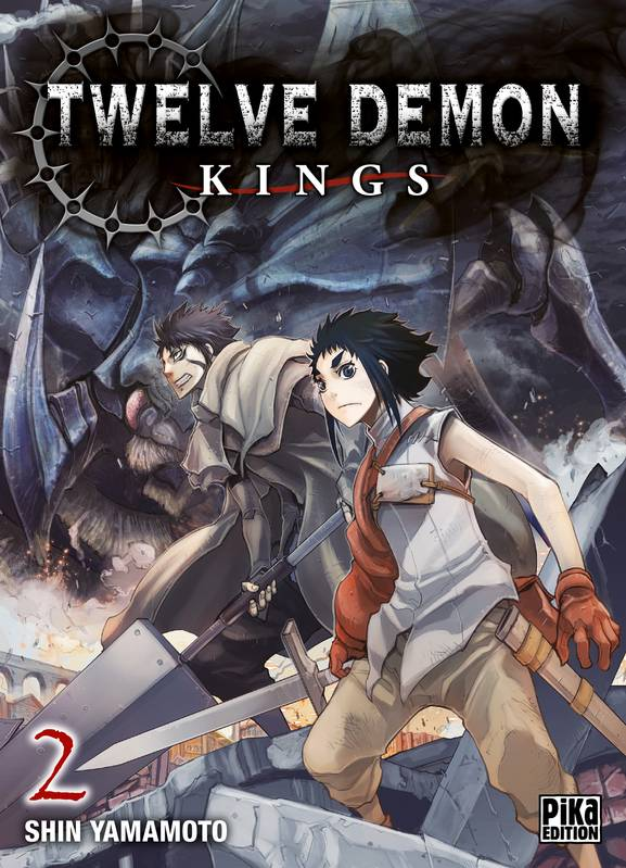 Twelve Demon Kings T02