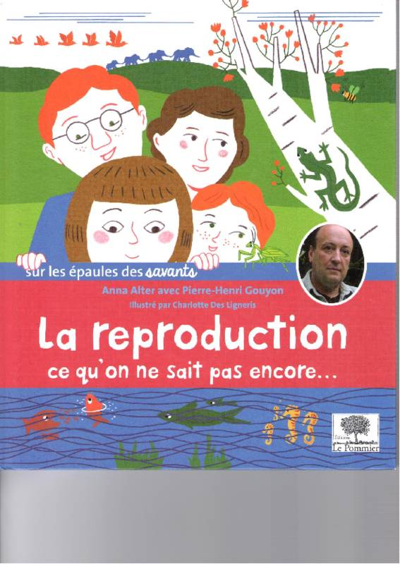 La reproduction / ce que l'on ne sait pas encore