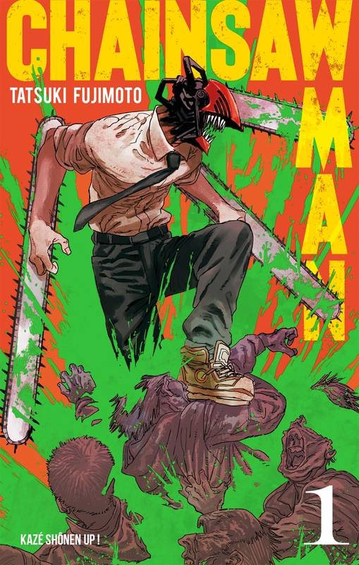 Chainsaw Man / Shônen up !