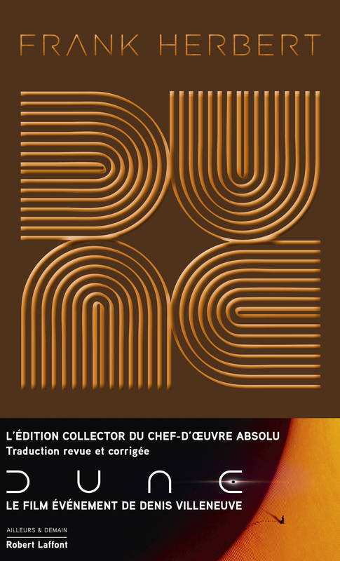 Dune – Edition Collector (traduction revue et corrigée)