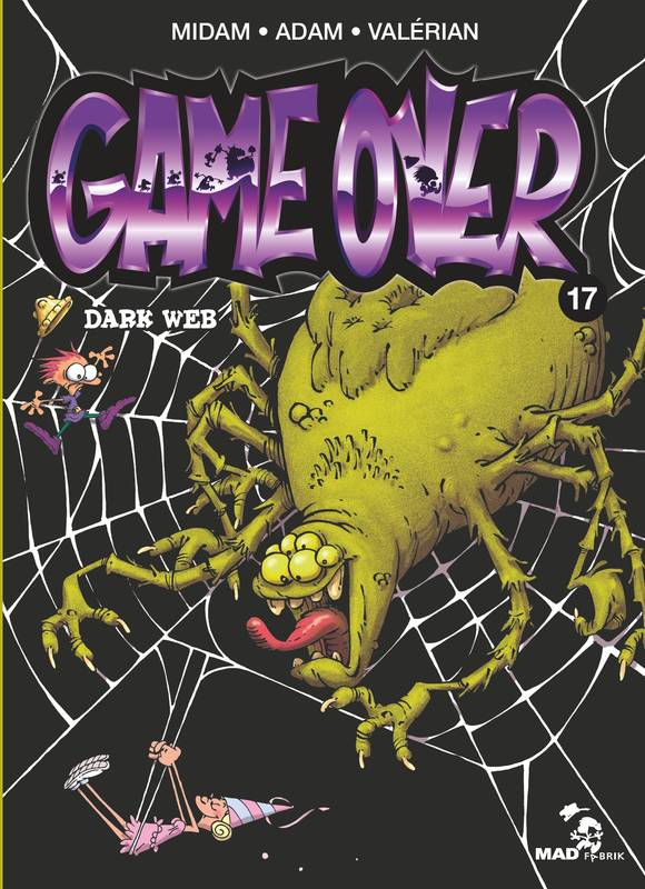 Game Over - Tome 17, Dark Web