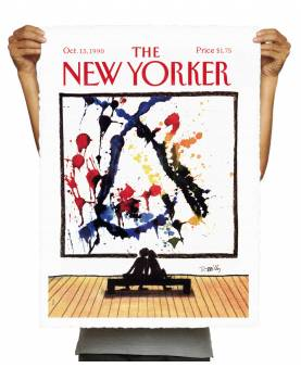 THE NEWYORKER 129 REILLY WORLD CHANGERS