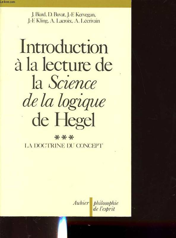 Introduction à la lecture de la