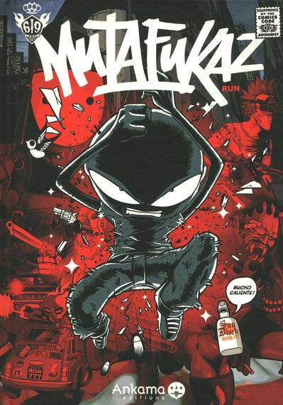 Mutafukaz, 1, Dark Meat City