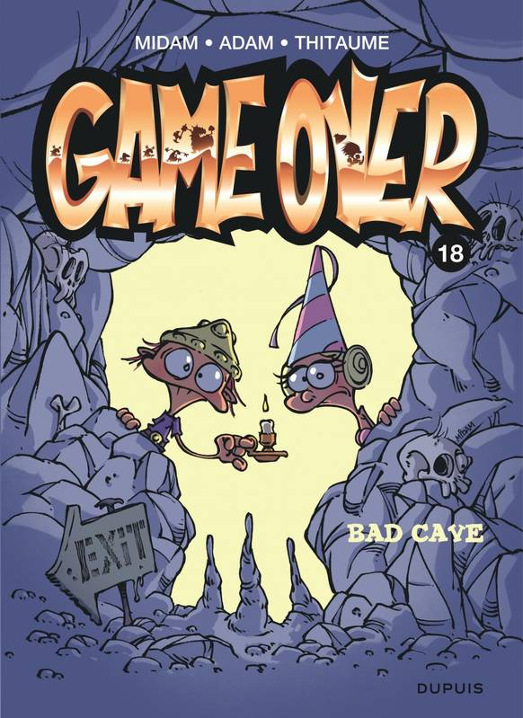 18, Game over / Bad cave