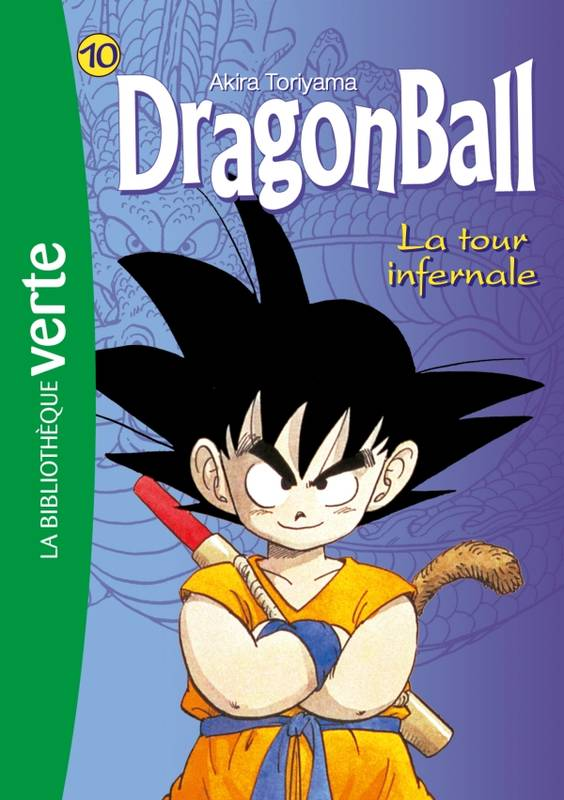 Dragon Ball 10 - La tour infernale