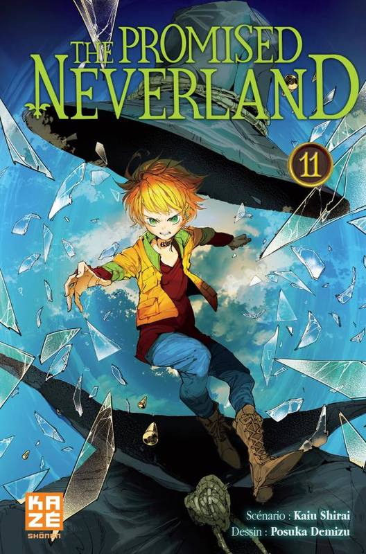 11, The promised Neverland