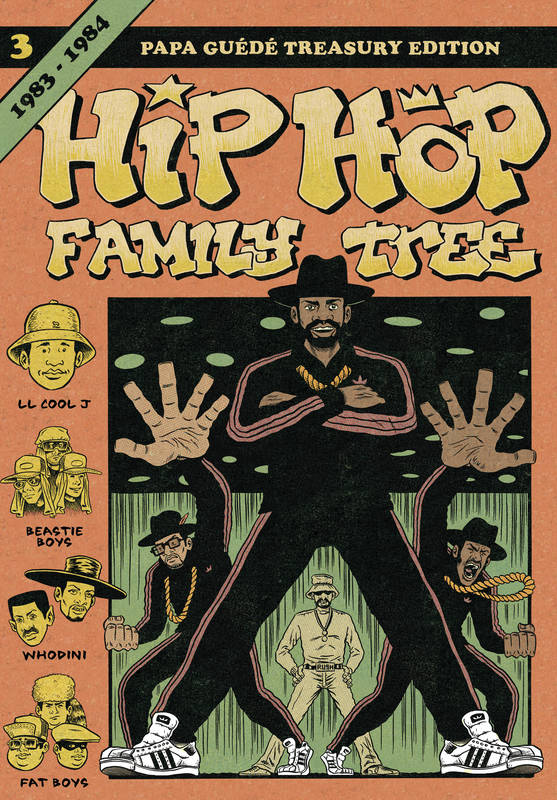 HIP HOP FAMILY TREE T3 1983-1984
