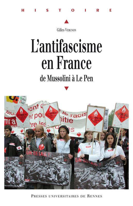 L'antifascisme en France, De Mussolini à Le Pen