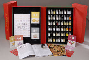 Le Nez du Vin : Make Scents of Wine Complete version 54 aromas, (日本語 - Japanese)