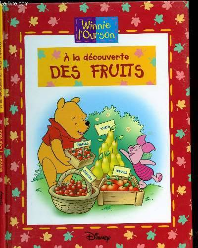 Livre Winnie L Ourson A La Decouverte Des Fruits Jean