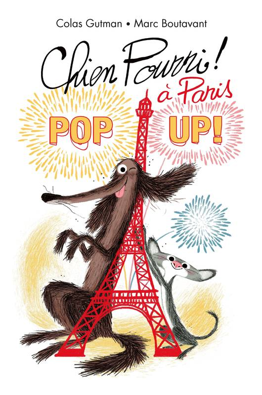 CHIEN POURRI A PARIS POP UP