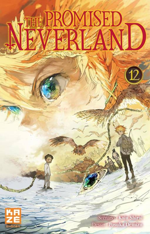 12, The promised Neverland