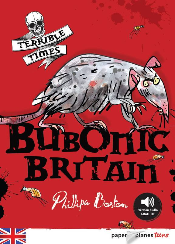 Bubonic britain - livre+mp3